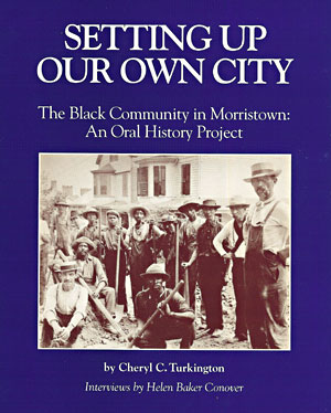 Setting Up Our Own City, by Cheryl Turkington